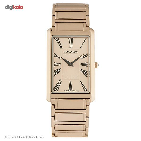 خرید ساعت مچی عقربه ای مردانه رومانسون مدل TM0390MM1RAC5B
