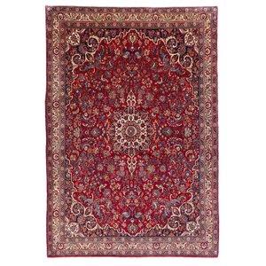 فرش دستباف قدیمی شش و نیم متری سی پرشیا کد 179011