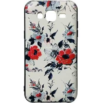 کاور طرح Flower کد 1370 مناسب برای گوشی موبایل سامسونگ Galaxy J5 / J500