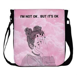 کیف دوشی دخترانه کد 1005