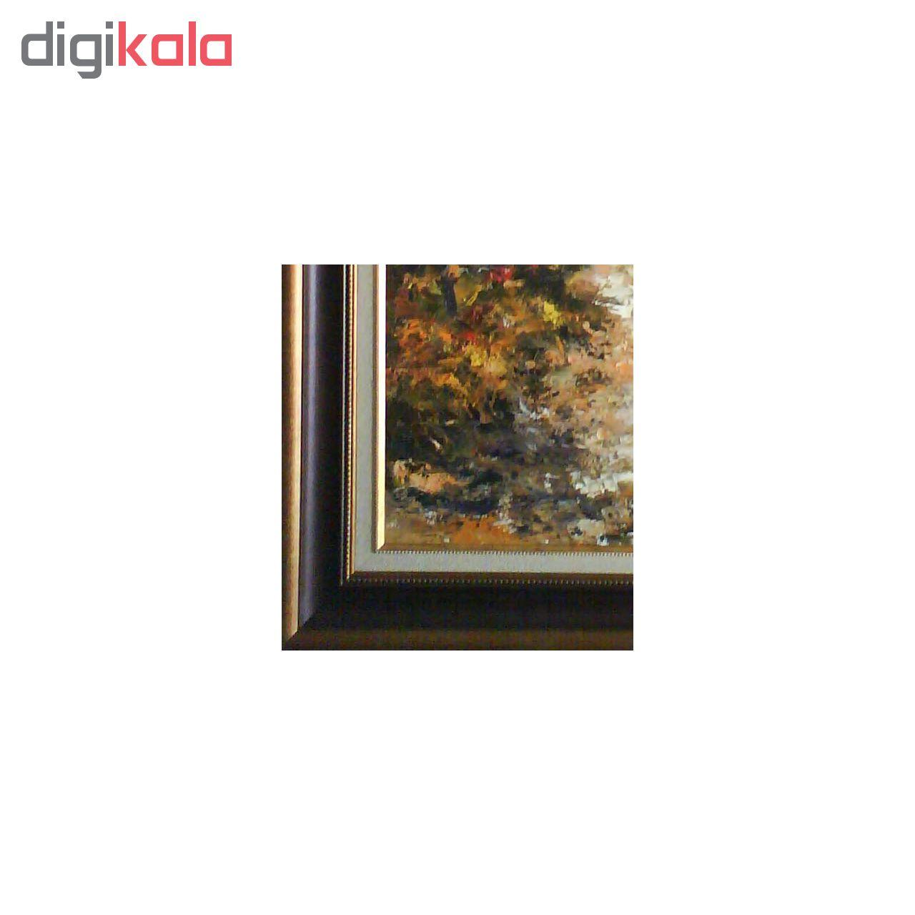 خرید                      تابلو نقاشی رنگ روغن کد d4