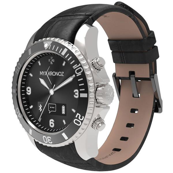 ساعت هوشمند مای کرونوز مدل ZeClock Premium Black