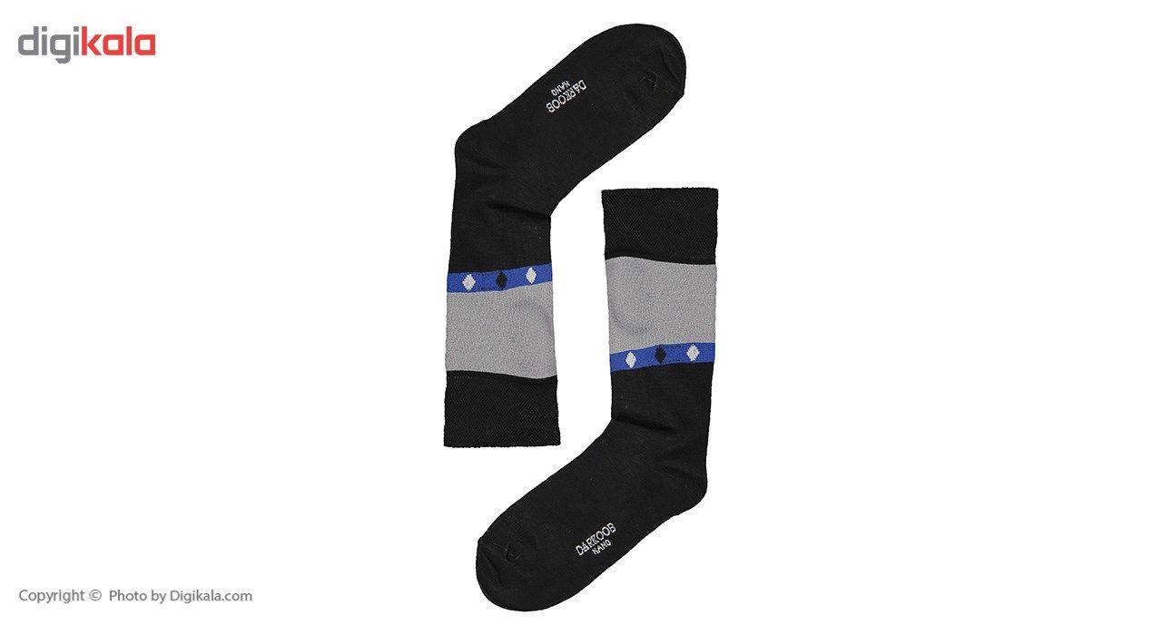 جوراب مردانه دارکوب مدل 301019-2 -  - 3