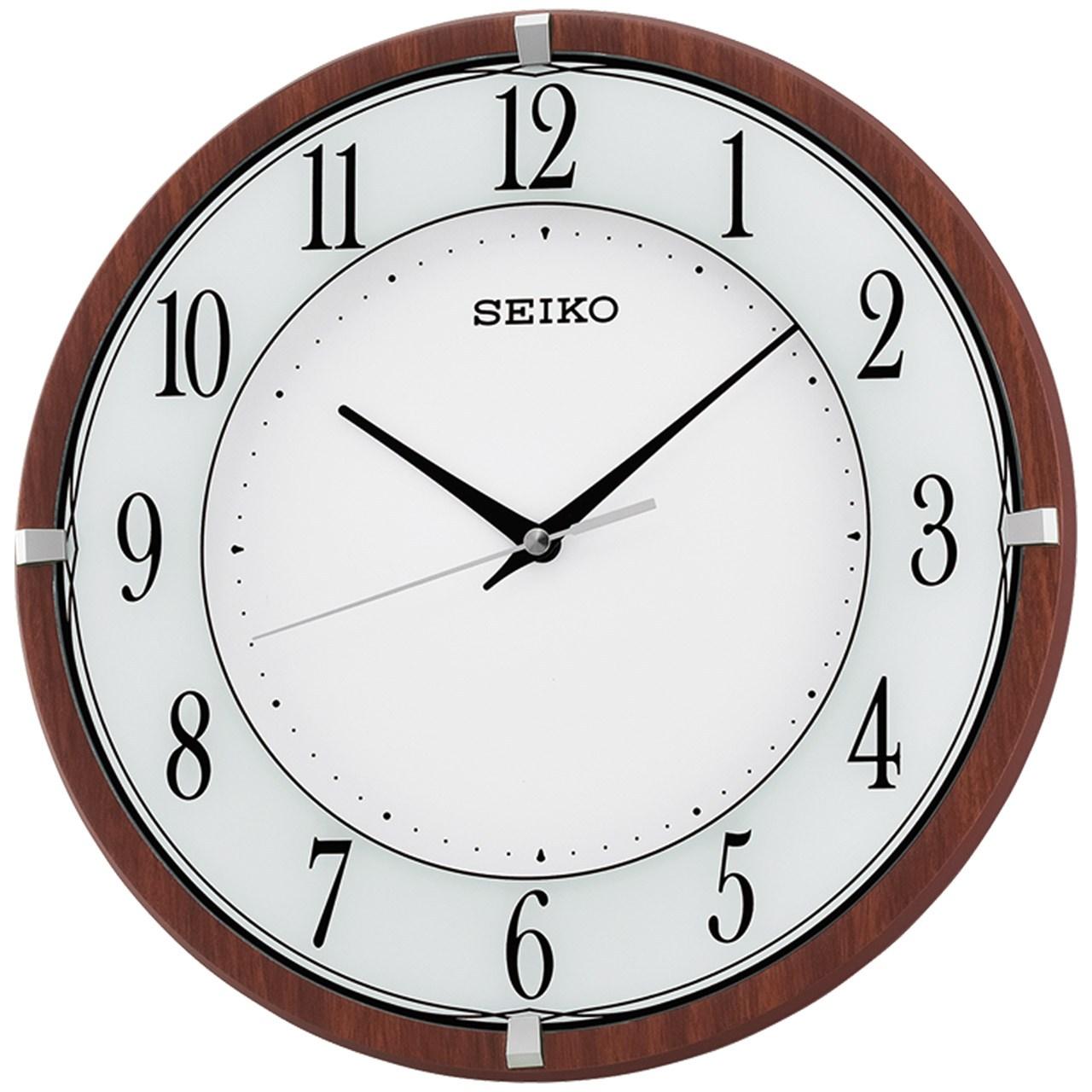 خرید ساعت دیواری سیکو مدل QXA678 | ساعت مچی
