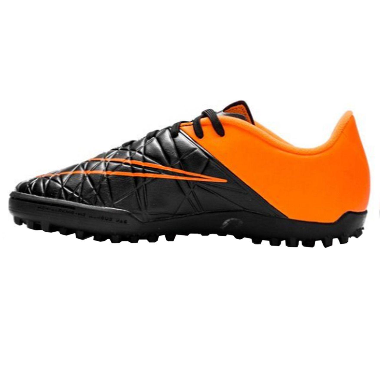 کفش فوتبال مردانه مدل Hypervenom Phelon II TF 807521-008                     غیر اصل