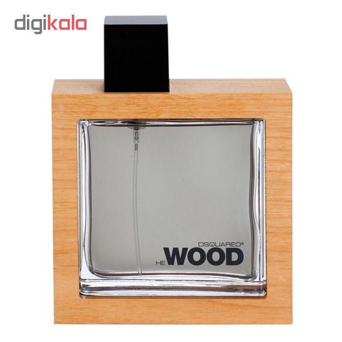 ادو تویلت مردانه دیسکوارد مدل He Wood حجم 50 میلی لیتر