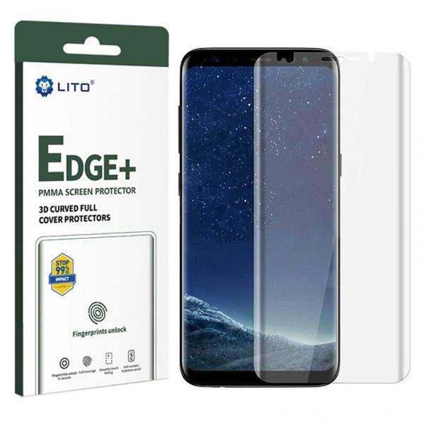 محافظ صفحه نمایش لیتو مدل EDGP مناسب برای گوشی موبایل سامسونگ Galaxy S8 Plus