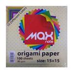 کاغذ اوریگامی مکث کد9776 بسته 100 عددی thumb