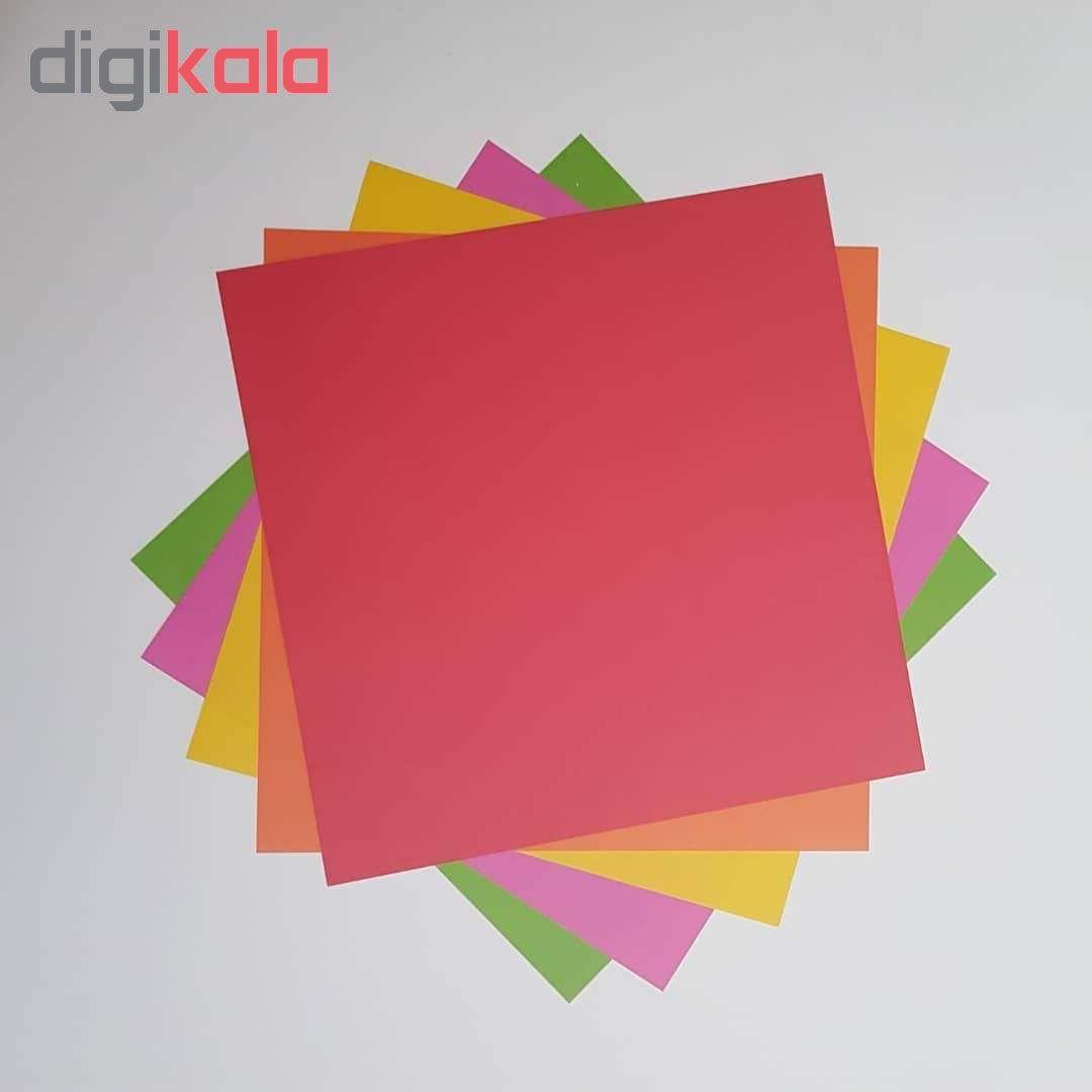 کاغذ اوریگامی مکث کد9776 بسته 100 عددی main 1 1