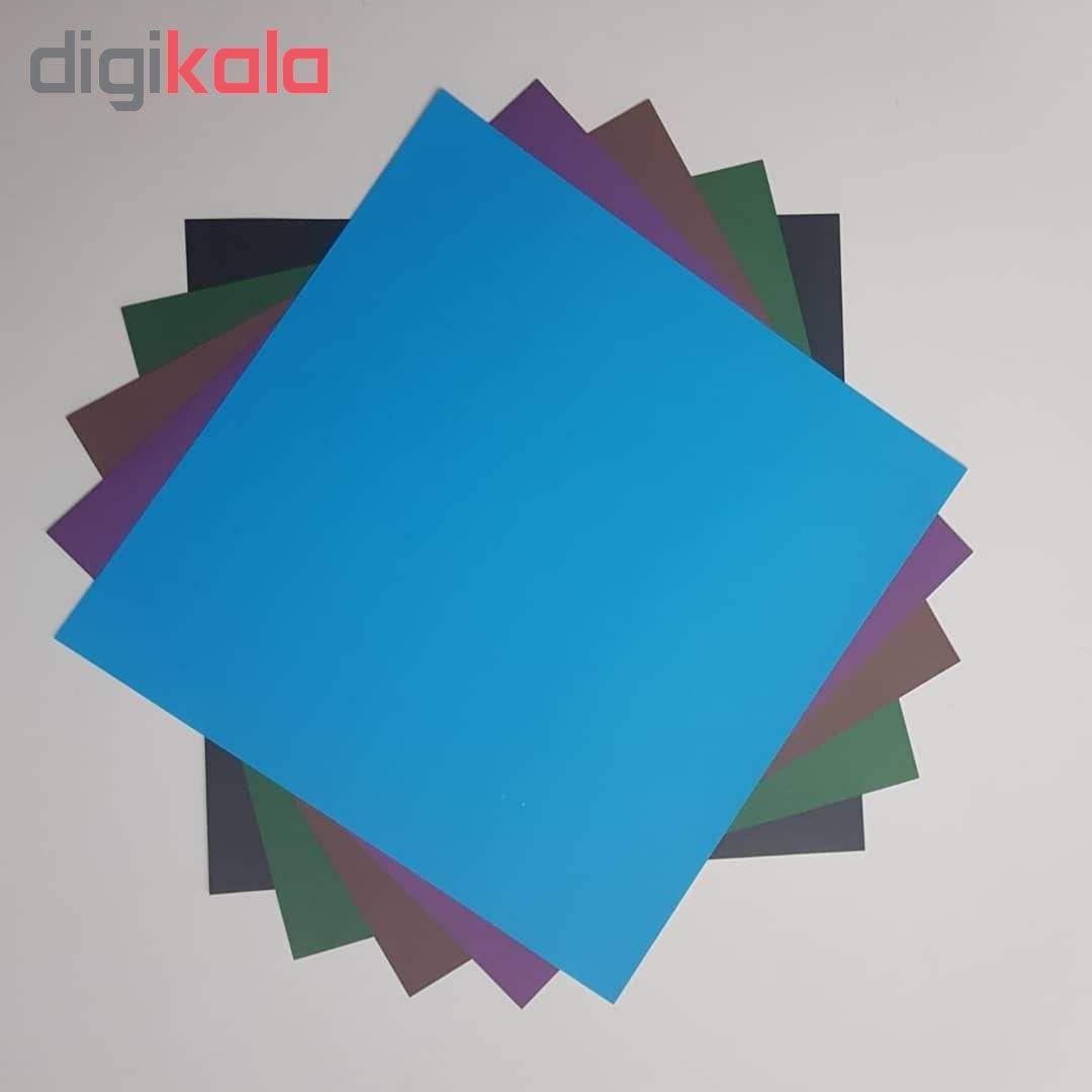 کاغذ اوریگامی مکث کد9776 بسته 100 عددی main 1 2