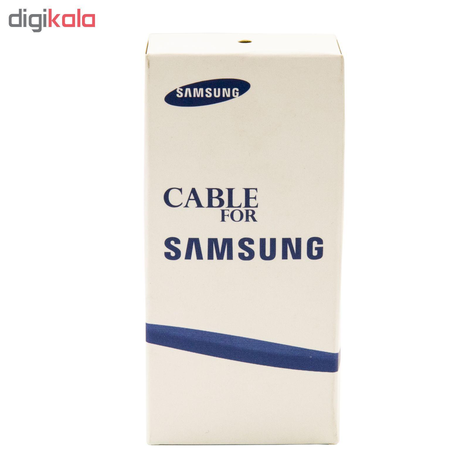 کابل تبدیل USB به microUSB مدل EP-DG925UWE طول 1.2 متر main 1 3