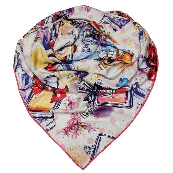 روسری زنانه ارکیده کد 301-13