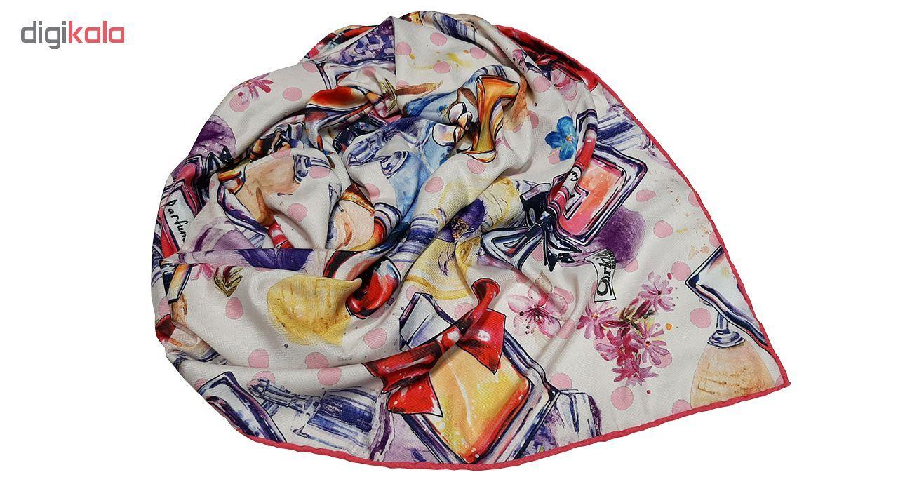 روسری زنانه ارکیده کد 301-13 main 1 2