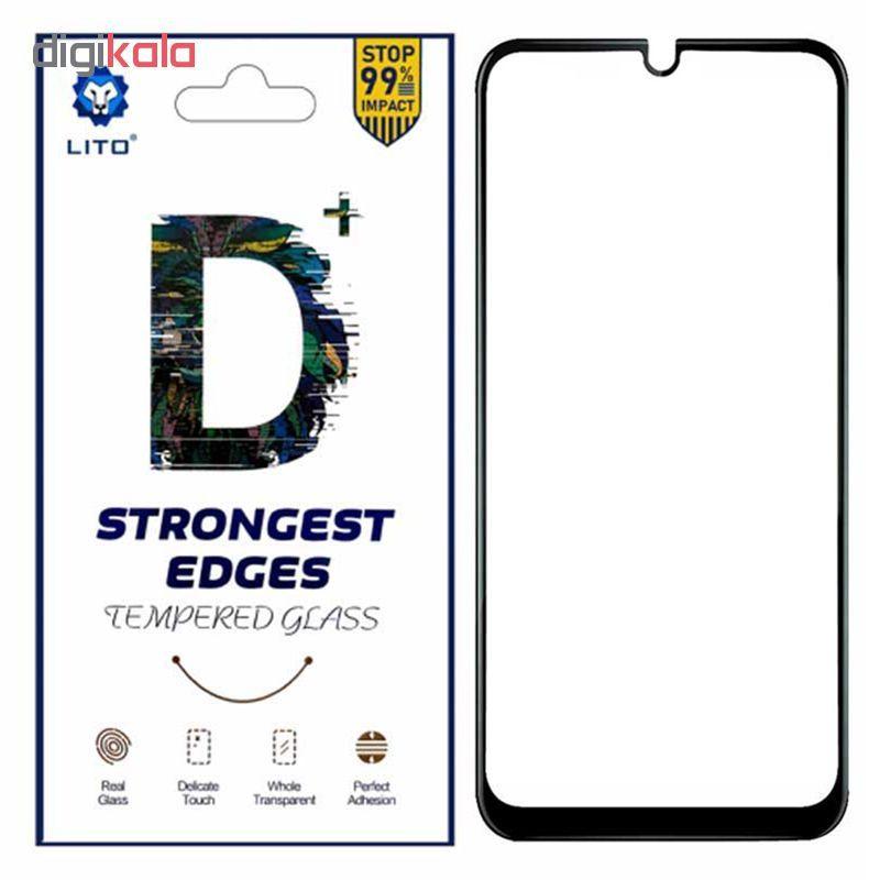 محافظ صفحه نمایش لیتوو مدل +D مناسب برای گوشی موبایل سامسونگ Galaxy A50 main 1 5