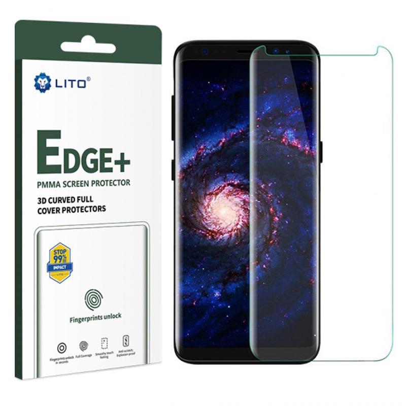 محافظ صفحه نمایش لیتو مدل EDGP مناسب برای گوشی موبایل سامسونگ Galaxy Note 8