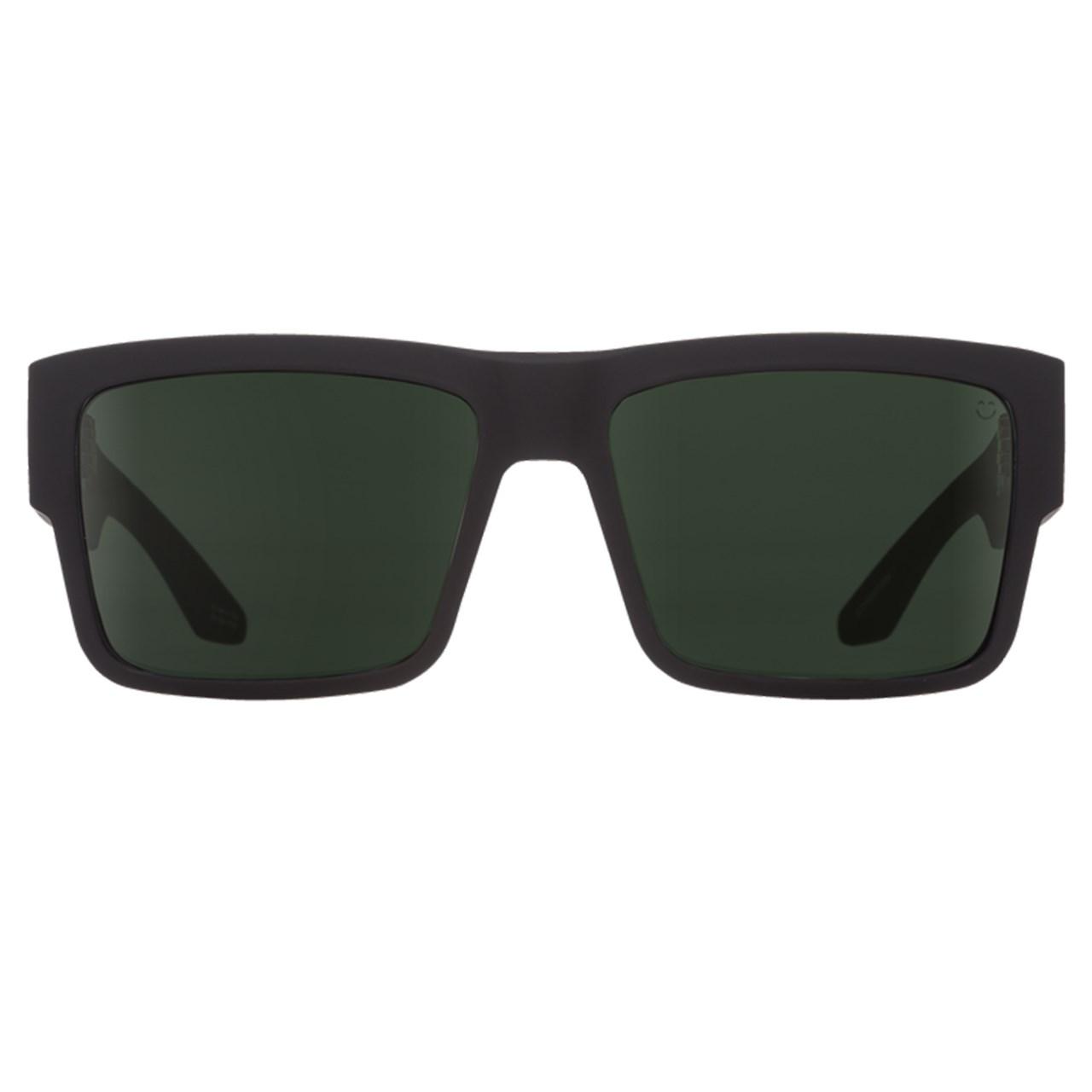 عینک آفتابی اسپای سری  Cyrus مدل Soft Matte Black Happy Gray Green Polar