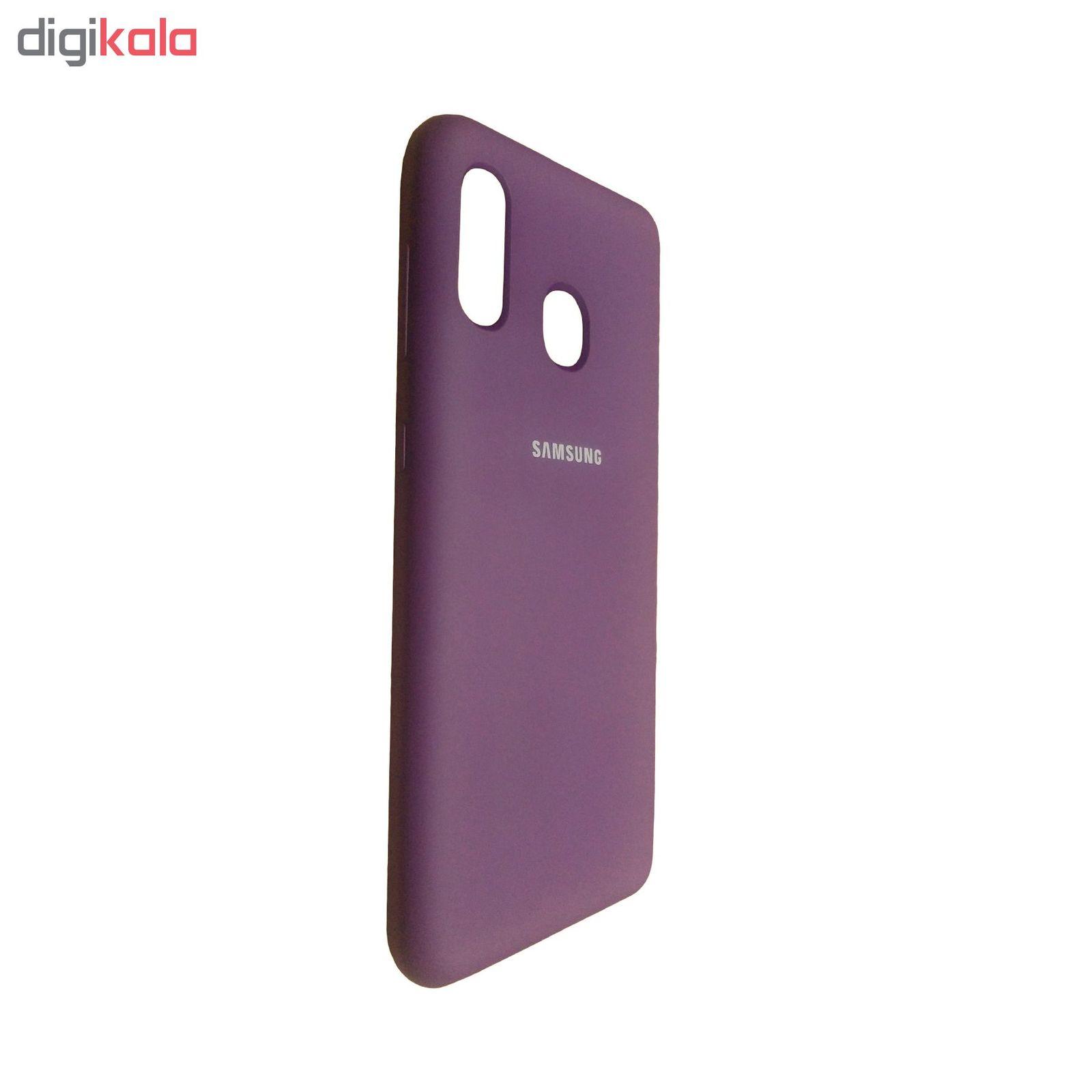 کاور مدل SCN مناسب برای گوشی موبایل سامسونگ Galaxy A20 / A30 main 1 3
