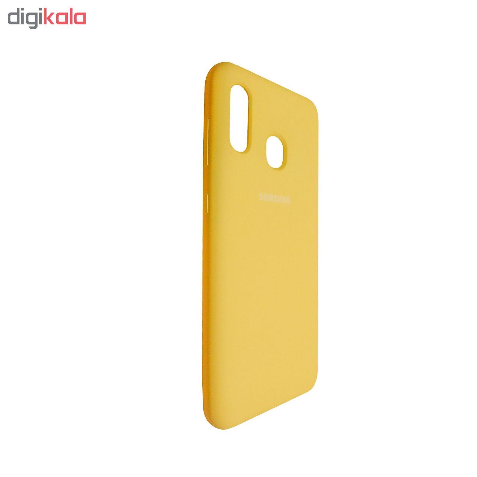 کاور مدل SCN مناسب برای گوشی موبایل سامسونگ Galaxy A20 / A30 main 1 4