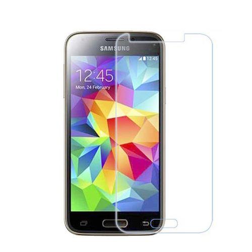 محافظ صفحه نمایش مدل Glass S5 مناسب برای گوشی موبایل سامسونگ S5