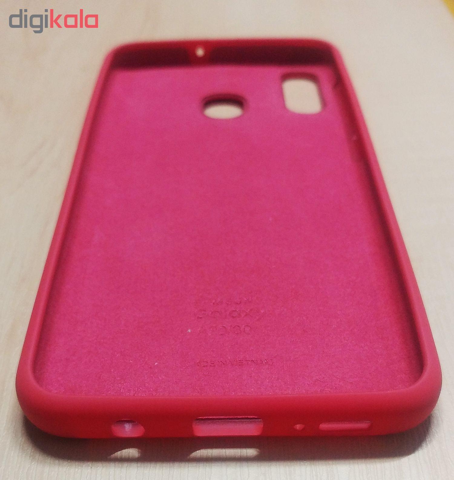کاور مدل SCN مناسب برای گوشی موبایل سامسونگ Galaxy A20 / A30 main 1 7