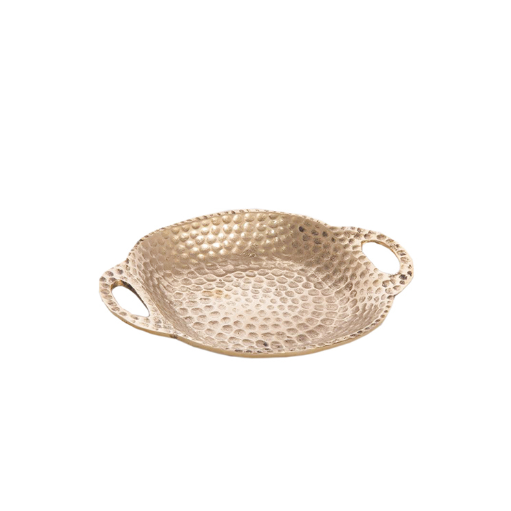 سینی برنجی کد 1182