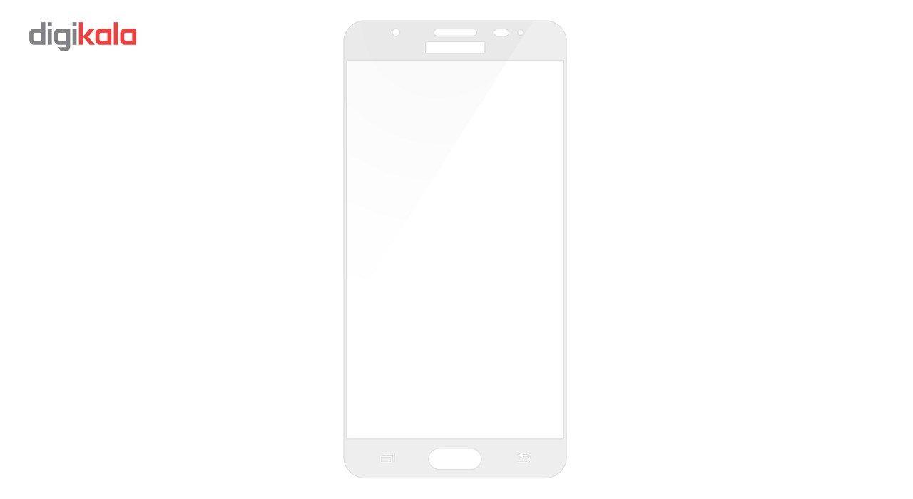 محافظ صفحه نمایش تمپرد مدل فول چسب مناسب برای گوشی موبایل سامسونگ Galaxy J5 Prime main 1 6