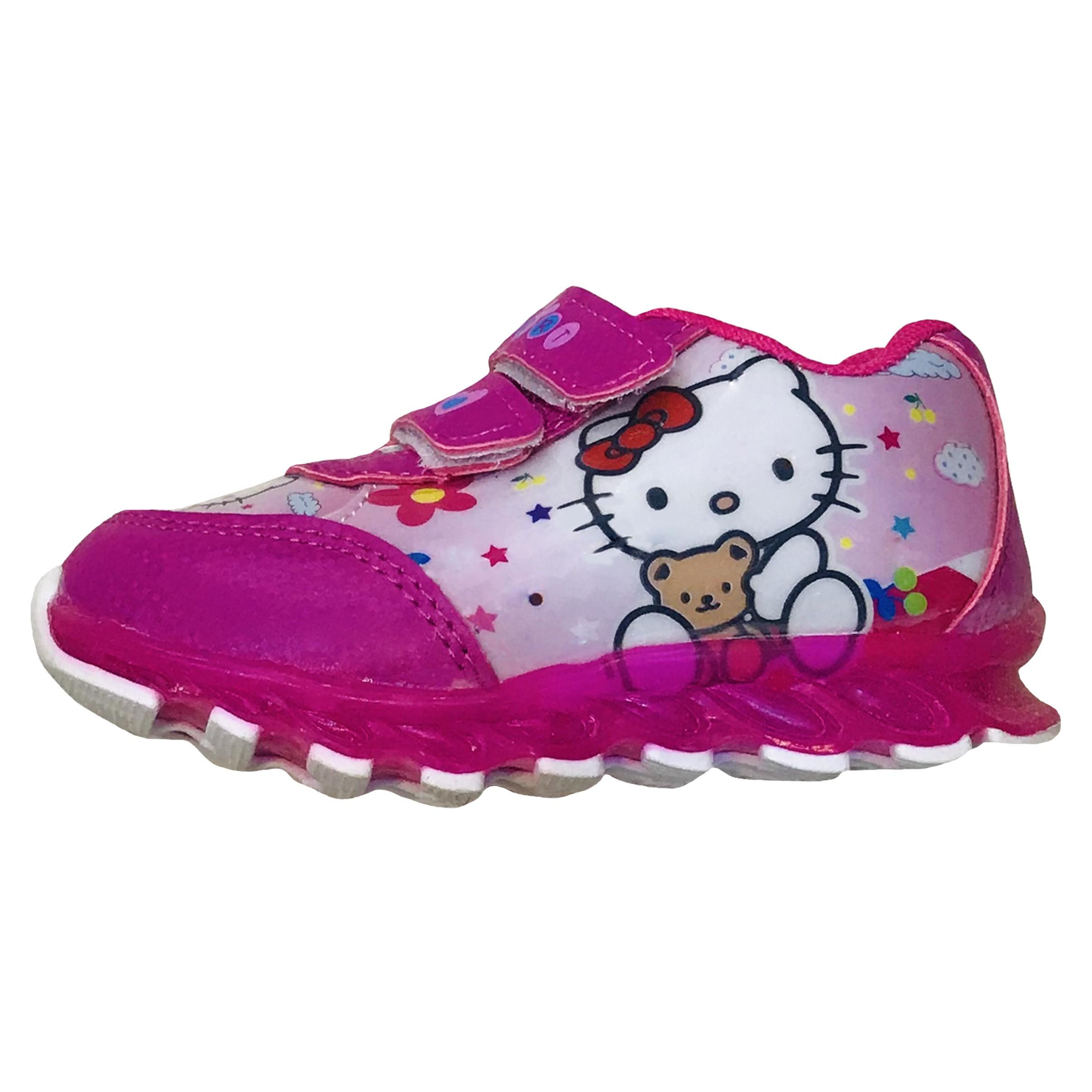 کفش  راحتی دخترانه طرح کیتی کد k2031