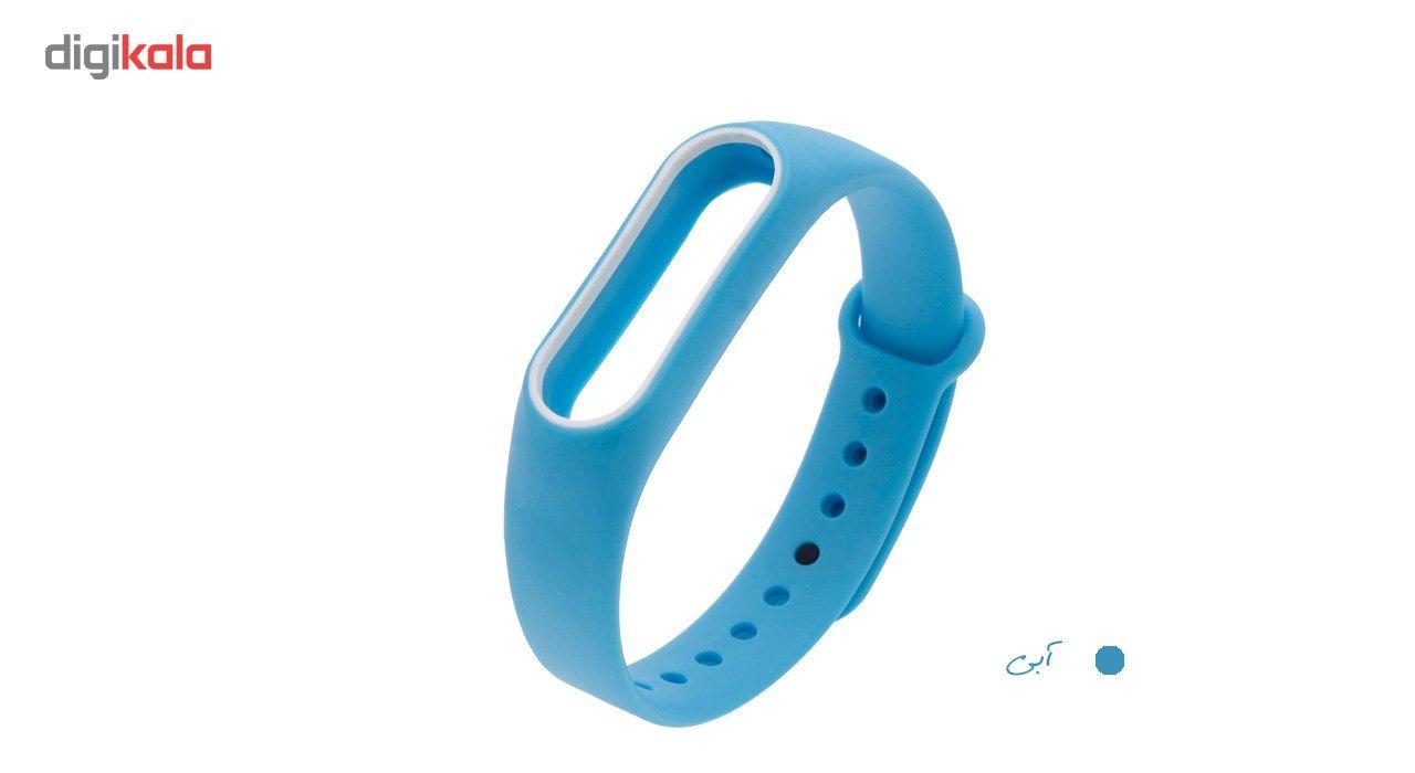 بند مچ بند هوشمند مدل Mi Band 2 Silicone main 1 4