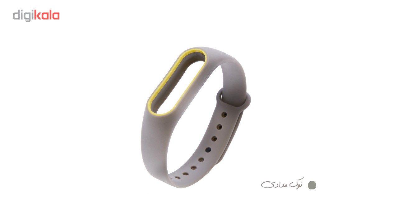 بند مچ بند هوشمند مدل Mi Band 2 Silicone main 1 6