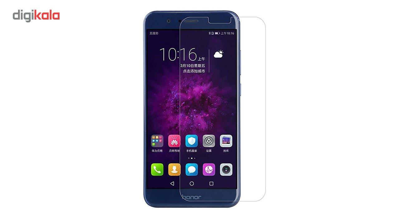 محافظ صفحه نمایش شیشه ای مدل Tempered مناسب برای گوشی موبایل هوآوی Honor 8 Pro main 1 1