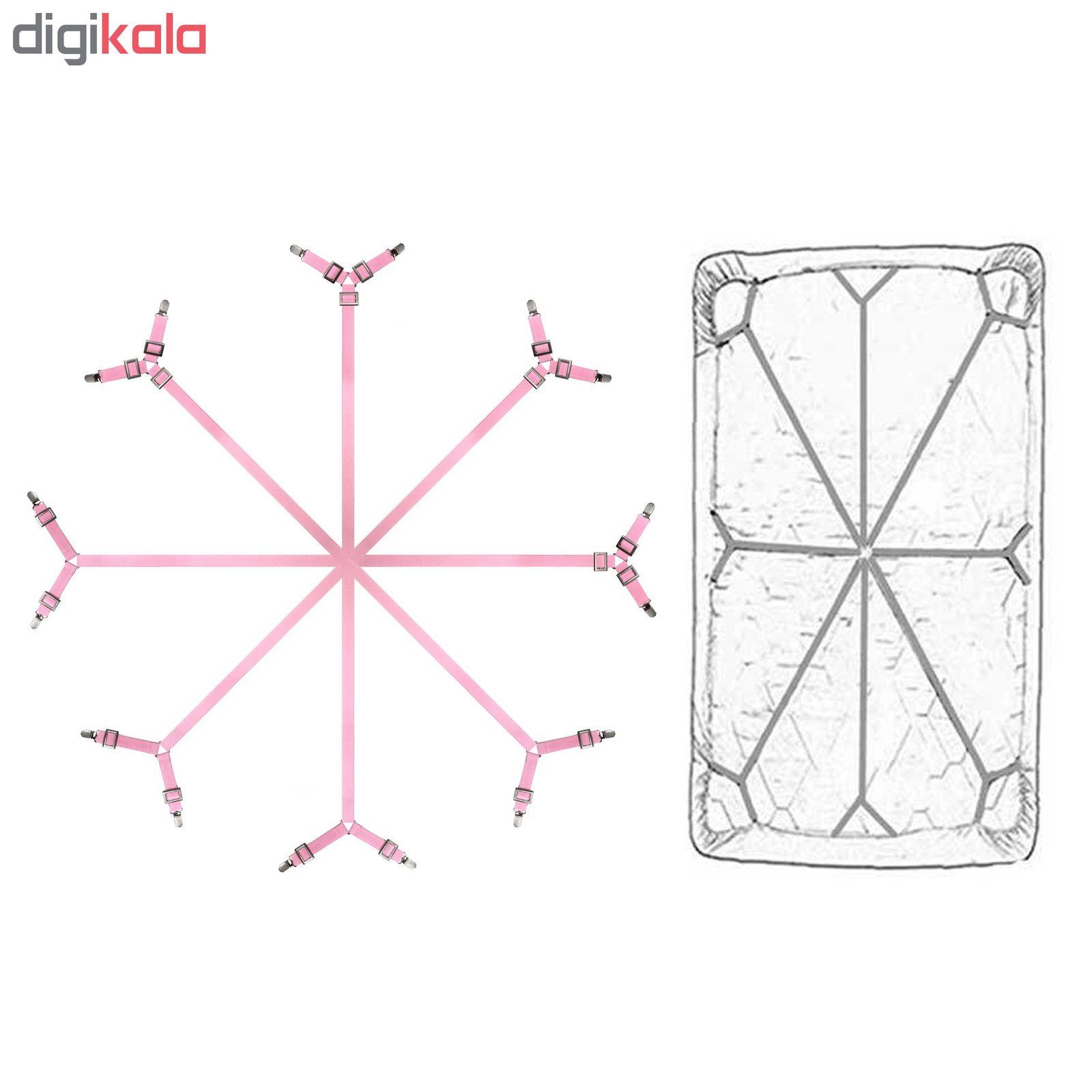 نظم دهنده روتختی زیبا مدل Cross بسته 4 عددی main 1 3