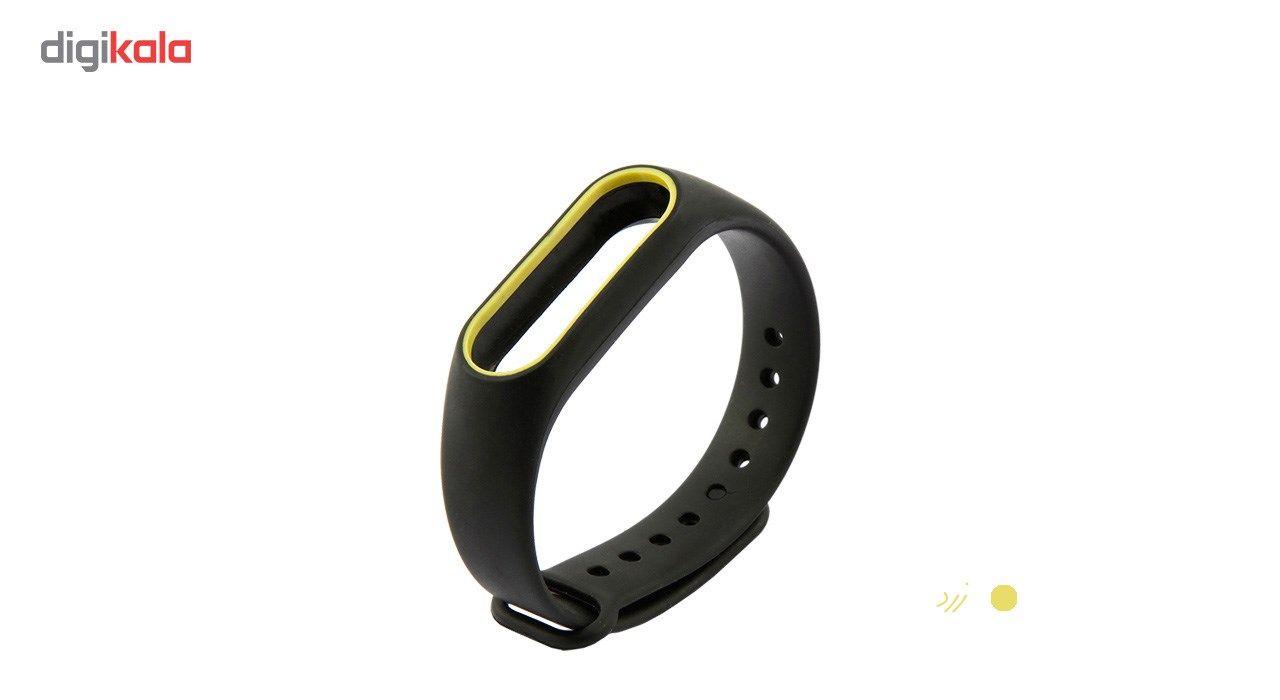 بند مچ بند هوشمند مدل Mi Band 2 Silicone main 1 20