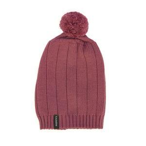 کلاه بافتنی ثمین مدل Rozhbin رنگ بنفش