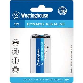 باتری کتابی وستینگ هاوس مدل Dynamo Alkaline