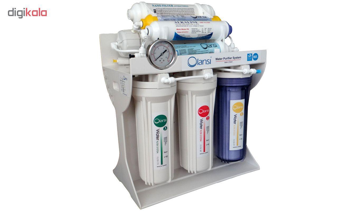دستگاه تصفیه کننده آب اولانسی مدل RO-A930 به همراه فیلتر بسته 4 عددی main 1 5