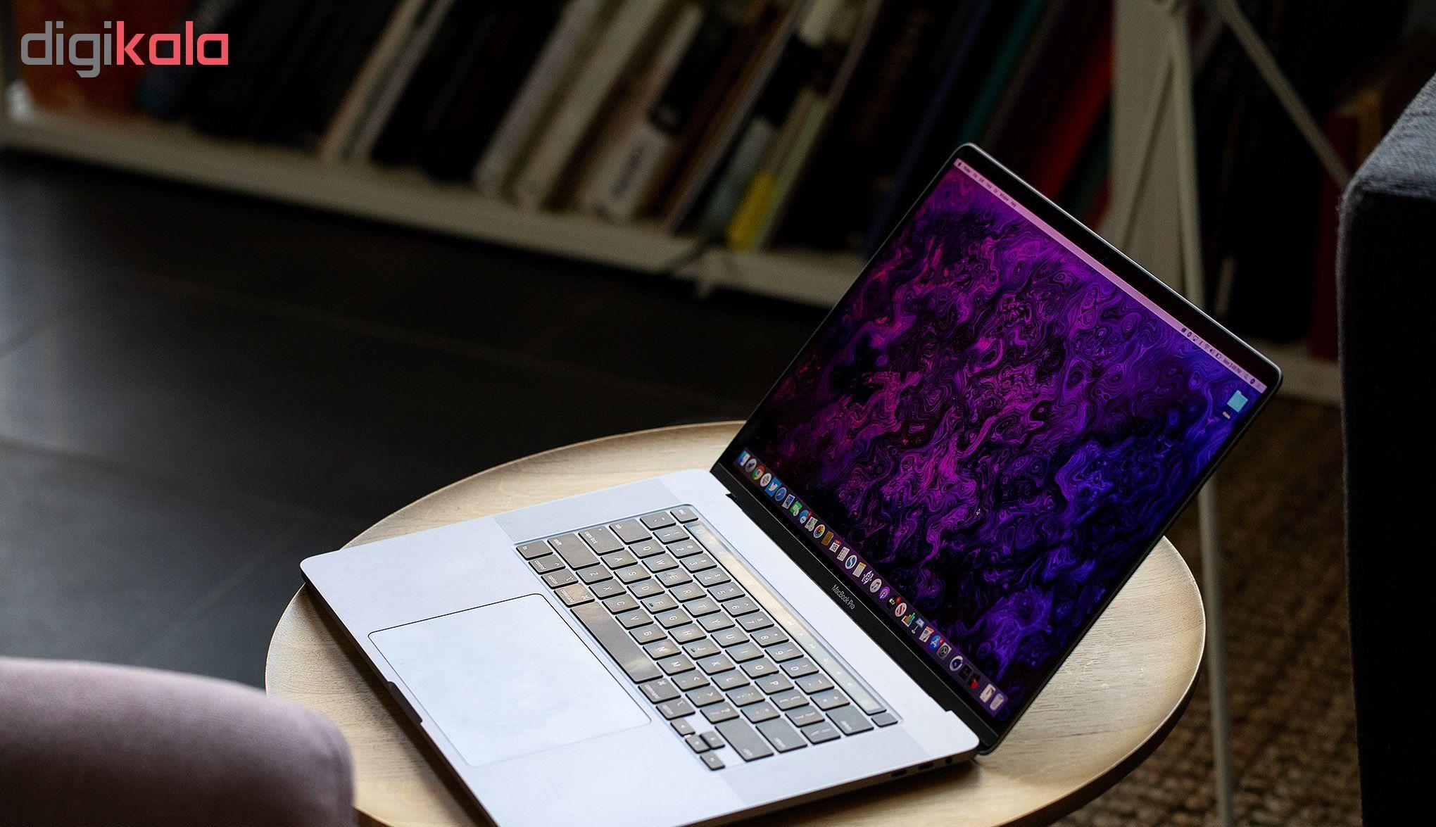 لپ تاپ 16 اینچی اپل مدل MacBook Pro MVVK2 2019 همراه با تاچ بار main 1 7