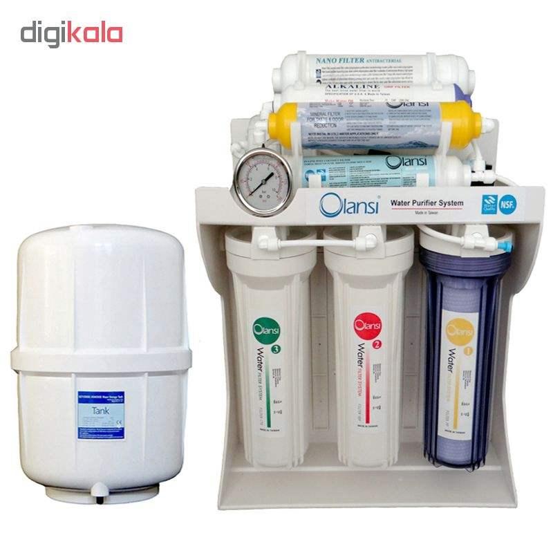 دستگاه تصفیه کننده آب اولانسی مدل RO-A930 به همراه فیلتر بسته 4 عددی main 1 6
