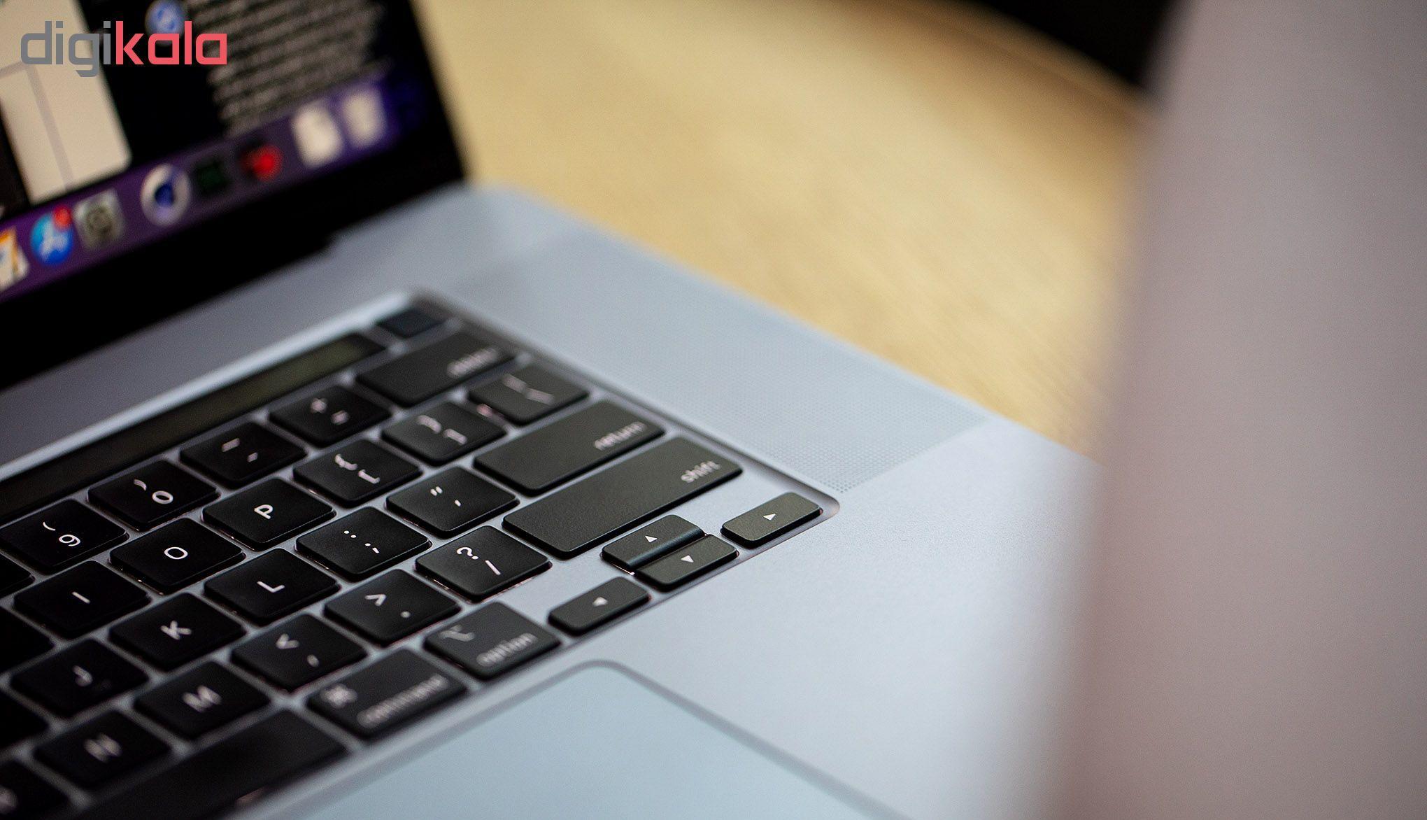 لپ تاپ 16 اینچی اپل مدل MacBook Pro MVVL2 2019 همراه با تاچ بار main 1 8