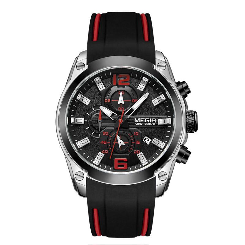 کد تخفیف                                      ساعت مچی عقربه ای مردانه مگیر مدل MN2063G-BK-1