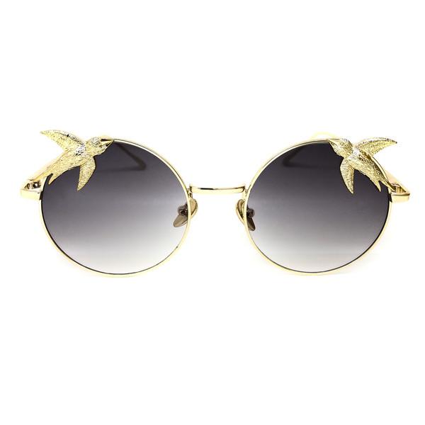 عینک آفتابی زنانه سایز 54 میلی متر دیتیای مدل D2024BLK