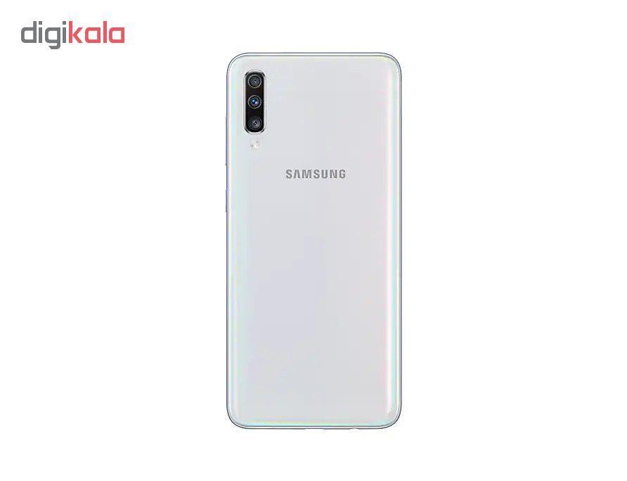 گوشی موبایل سامسونگ مدل Galaxy A70 SM-A705FN/DS دو سیمکارت ظرفیت 128 گیگابایت main 1 13