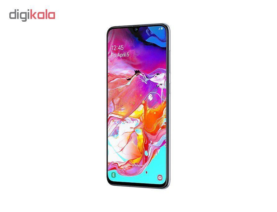 گوشی موبایل سامسونگ مدل Galaxy A70 SM-A705FN/DS دو سیمکارت ظرفیت 128 گیگابایت main 1 14