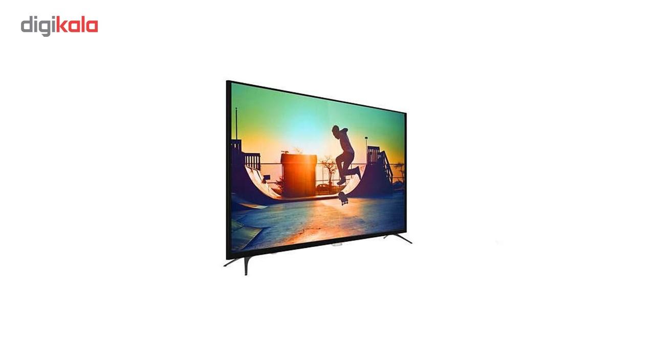 تلویزیون ال ای دی هوشمند فیلیپس مدل 50PUT6002 سایز 43 اینچ