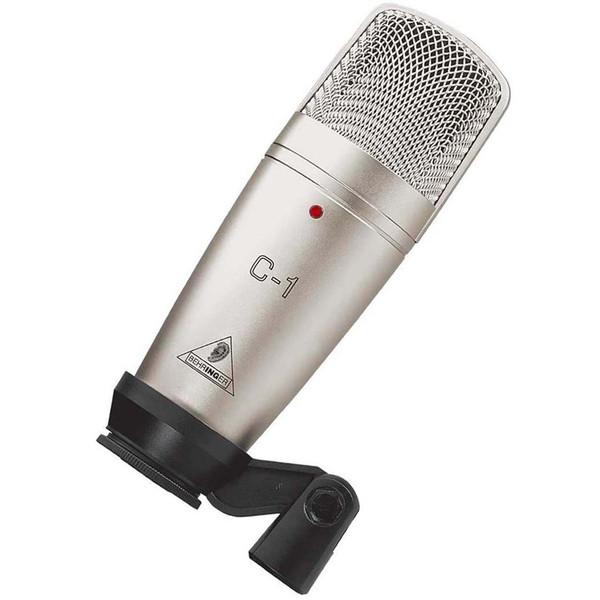 میکروفون کاندنسر استودیویی بهرینگر مدل C-1