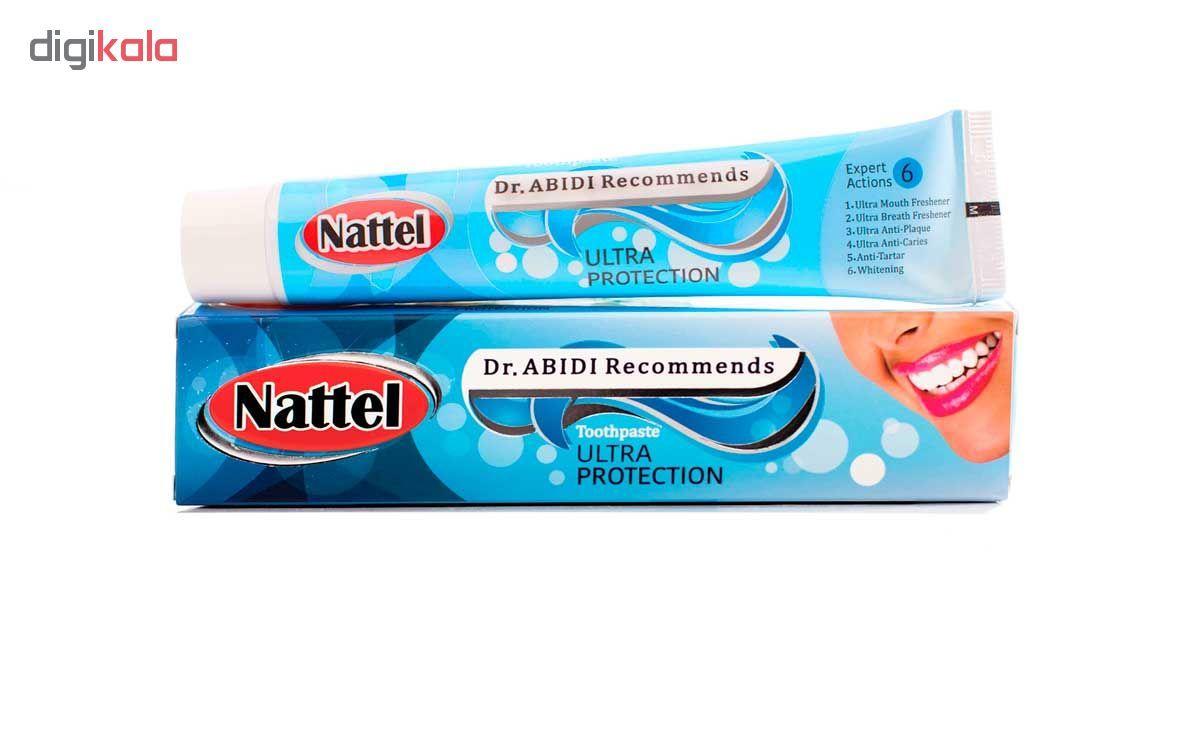 خمیر دندان ناتل مدل Ultra Protection حجم 65 میلی لیتر main 1 1