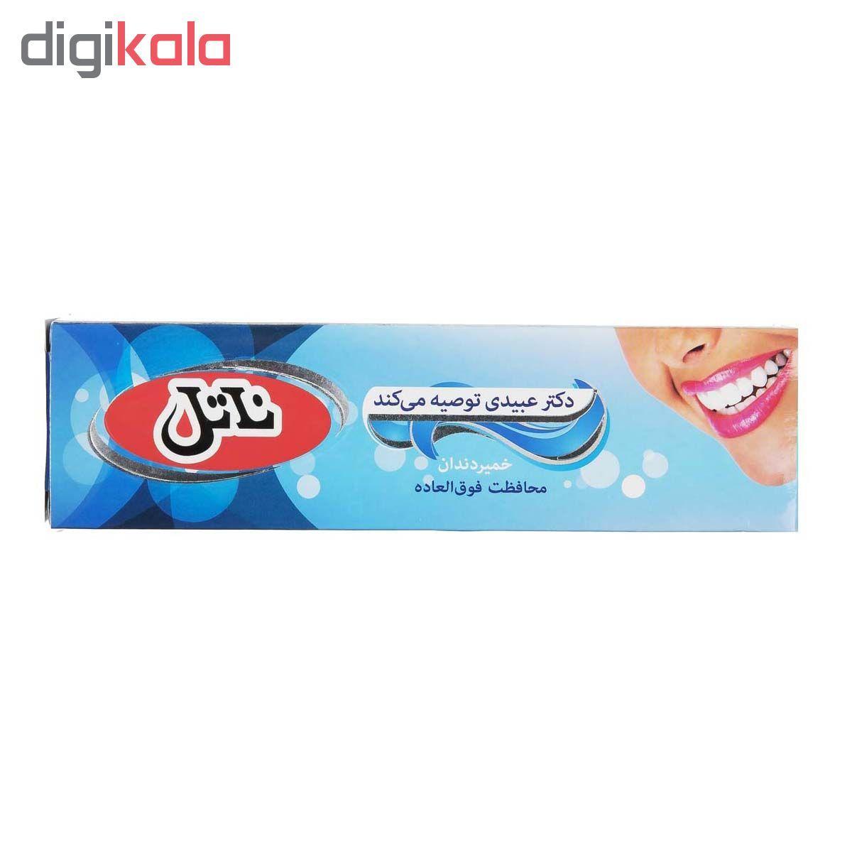 خمیر دندان ناتل مدل Ultra Protection حجم 65 میلی لیتر main 1 2
