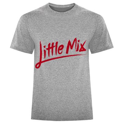 تیشرت آستین کوتاه مردانه طرح little mix کد F37