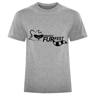تصویر تیشرت آستین کوتاه مردانه طرح Fur fest کد F39
