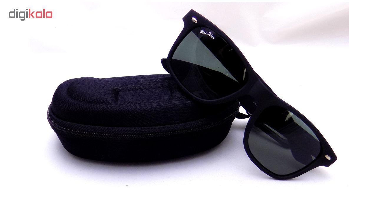 عینک آفتابی رلی ژن کد 099  سایز53