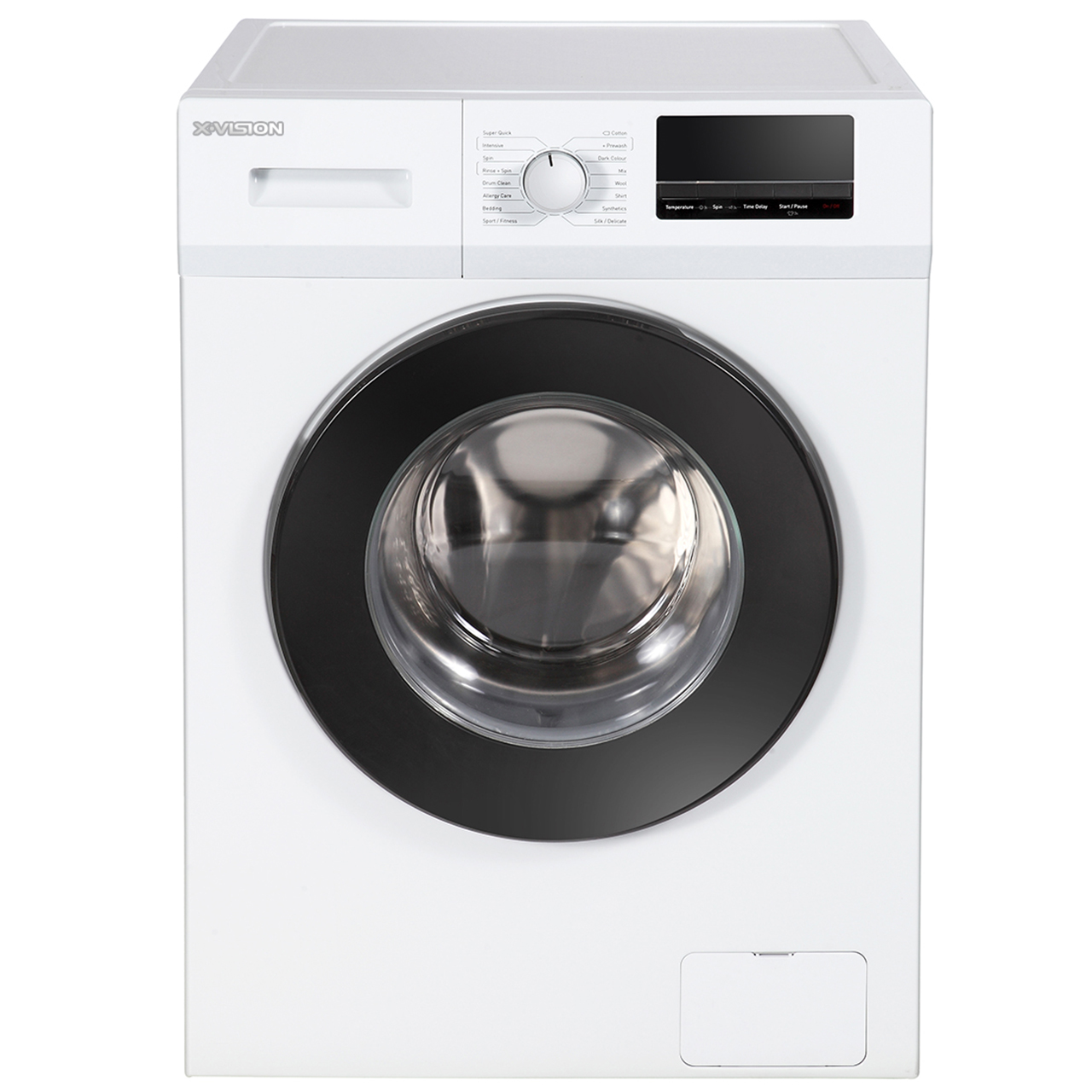 ماشین لباسشویی ایکس ویژن مدل XTW-720B ظرفیت 7 کیلوگرم